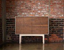 Taper Sideboard by Daniel Rickey (Wood Sideboard)