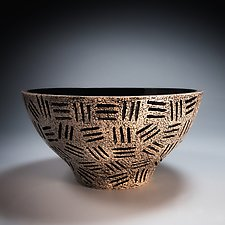 Celebration Bowl by Eric Pilhofer (Ceramic Sculpture)