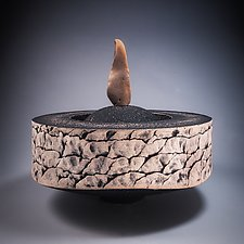 Eternal Ashes Urn by Eric Pilhofer (Ceramic Sculpture)