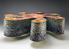 Lakes Spirit by Eric Pilhofer (Ceramic Sculpture)
