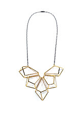 Verge Necklace by Sarah West (Steel Necklace)