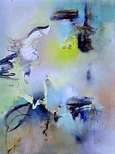 Bliss by Anne B Schwartz (Oil Painting)