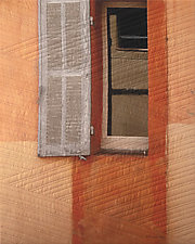 Aix-en-Provence I by Marilyn Henrion (Fiber Wall Hanging)