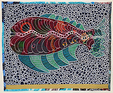 Sufficiency by Therese May (Fiber Wall Hanging)