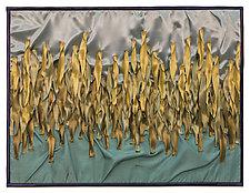 Reeds by Tim Harding (Fiber Wall Hanging)