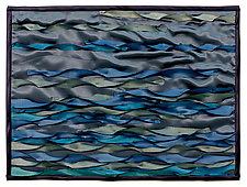 TidePool Study VII by Tim Harding (Fiber Wall Hanging)