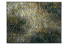 Dusk Shimmer by Tim Harding (Fiber Wall Hanging)
