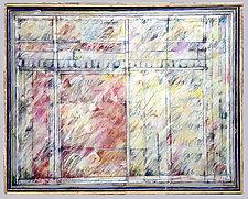 Senza Titolo (Primavera) by Gerald Siciliano (Mixed-Media Painting)