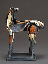 Tribute Series, Morning Horizon by Jeri Hollister (Ceramic Sculpture)