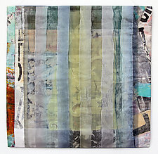 Cool by Joan Schulze (Fiber Wall Hanging)