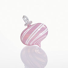 Candy Floss by Theo Keller (Art Glass Ornament)