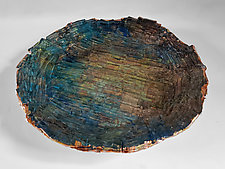 Nest Bowl by Mira Woodworth (Art Glass Bowl)