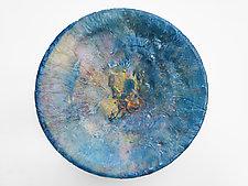 Guiding Stars by Mira Woodworth (Art Glass Wall Sculpture)