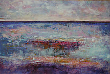 After the Storm by Lori Austill (Encaustic Painting)