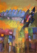 New View by Joan Skogsberg Sanders (Giclee Print)
