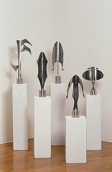Memory Series Sculptures