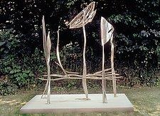 Clepsydra by Molly Mason (Metal Sculpture)