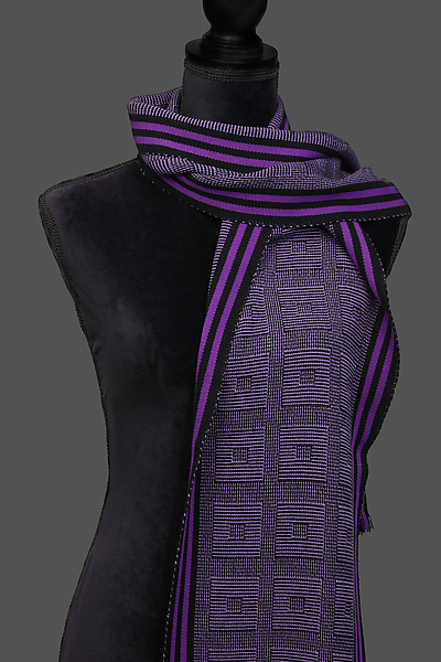 Three Square Scarf
