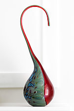 Avellino by Victor Chiarizia (Art Glass Sculpture)