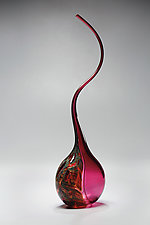 Sepino by Victor Chiarizia (Art Glass Sculpture)