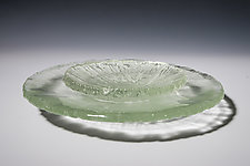 Nesting Ice Bowls by Carol Green (Glass Serving Pieces)