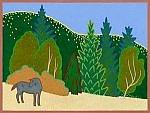 Pony Beach by Charles Munch (Giclee Print)