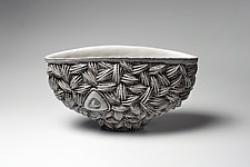 Vala Vessel No. 1 by Christopher Gryder (Ceramic Vessel)