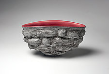 Vala Vessel No. 3 by Christopher Gryder (Ceramic Vessel)