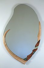 Canyon Echo II by Jan Jacque (Ceramic Mirror)