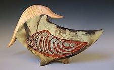 Global Spice by Jan Jacque (Ceramic Sculpture)
