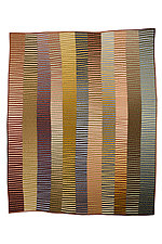 Compare and Contrast by Kent Williams (Fiber Wall Hanging)