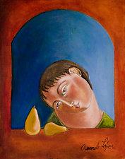 Desde Mi Ventana, Me Vi Pasar, From My Window, I Saw Myself Pass by Armando  Adrian-Lopez (Pigment Print)