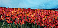 Not Arrayed Like One of These by Sarah Samuelson (Giclee Print)