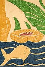 Deco Detail no7 by Joe Gemignani (Color Photograph)