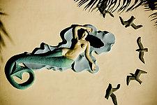 Mermaid by Joe Gemignani (Color Photograph)