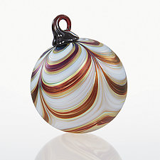 Vanity Fair by Corey Silverman (Art Glass Ornament)
