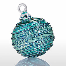 Angelia by Corey Silverman (Art Glass Ornament)