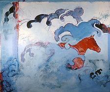 Emergence by Terry Davitt Powell (Acrylic Painting)