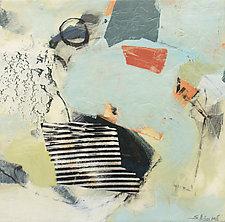 Beach Treasures by Susan Adame (Paintings & Drawings Mixed Media & Collage)