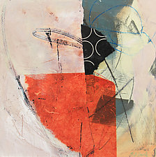 Morning Java by Susan Adame (Paintings & Drawings Mixed Media & Collage)