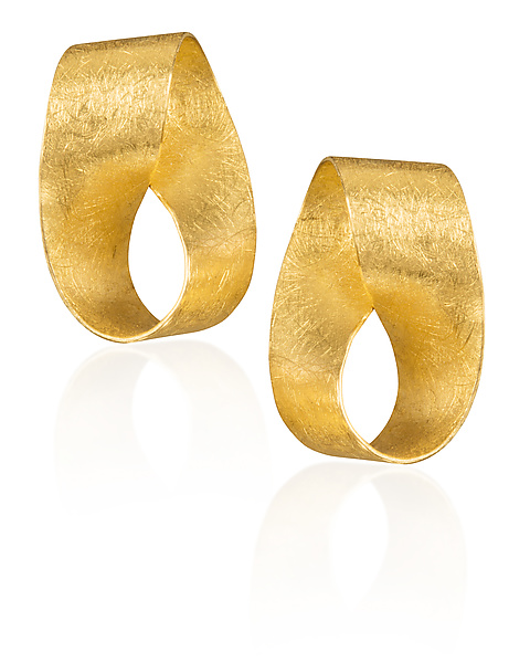 Mobius Strip Earrings
