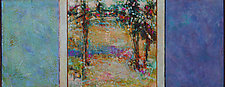 Summer Sparkle by Lori Austill (Oil Painting)