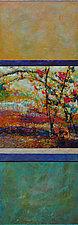 Sparkle Bridge 2 by Lori Austill (Oil Painting)