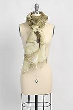 Marguerite Organza Scarf by Yuh Okano (Silk Scarf)