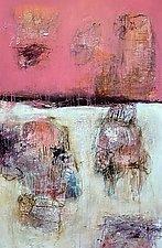Sangria Sky by Amy Longcope (Acrylic Painting)