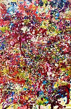 Sprinkles by Amy Longcope (Acrylic Painting)