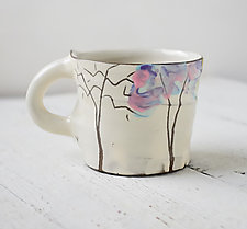Seasons Mug by Noelle VanHendrick and Eric Hendrick (Ceramic Mug)
