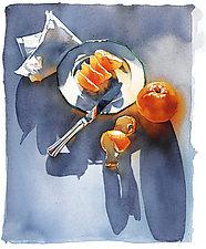 Morning by Marlies Merk Najaka (Giclee Print)