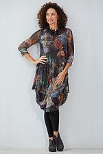 Peacock Dress by Giselle Shepatin  (Mesh Dress)