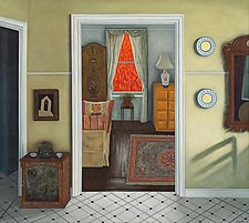 Into the Sitting Room by Scott Kahn (Giclee Print)